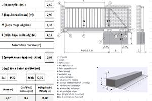Kapuk kerítések korlátok előtetők pavilonok tervezése és gyártása