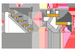 Gép szerkezetek lépcsők elemek tartók készítése gyártása lakatos munka