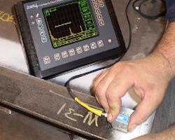 Ultrahangos anyagvizsgálat UT hegesztési varratvizsgálat